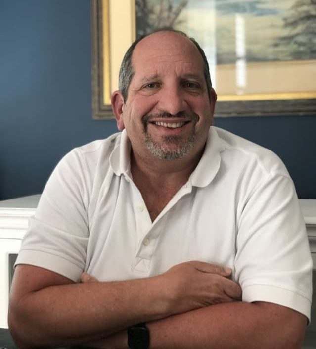 Psychologist in Mission Viejo - Dr. Richard A. Shulman sitting